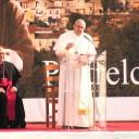 La visita di papa Francesco sui luoghi di san Pio da Pietrelcina