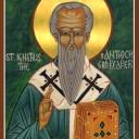 Ignazio di Antiochia e l'unità della Chiesa