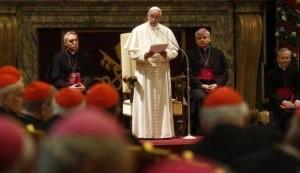 Papa e Curia