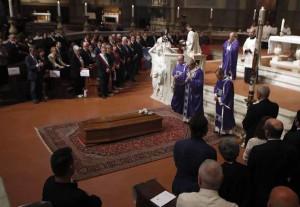 Italy Zeffirelli Funeral