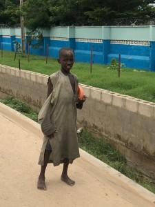 Un ragazzo Almajiri nello Stato del Borno (foto: collezione personale dell'autore)