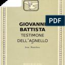 Jean Daniélou passando da Giovanni Battista. Con parole e documenti per preziosi incontri.
