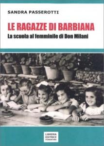 PALLANTI Cover libro Le ragazze di Barbiana