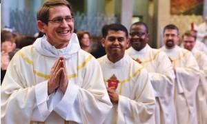 """""""per noi sacerdoti il celibato è un dono"""""""