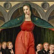 Lo stendardo della Madonna dello Spedale degli Innocenti in Firenze