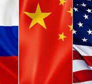 Usa, Russia e Cina: ritorno alla «Guerra fredda»?